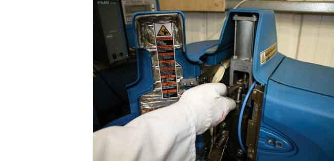 Hot Melt Service and Repair